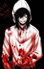 My killer cat~ (Jeff The Killer x Neko Reader) **DISCONTINUED** by 12patience12