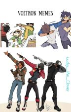 Voltron Memes by Lucky_the_Clover