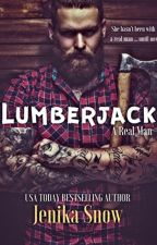 LUMBERJACK- A REAL MAN by Alineprincess