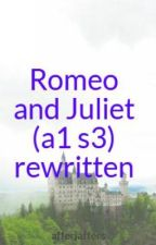 Romeo and Juliet by afferjaffers