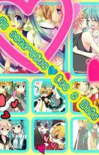 Mi onee-chan♥Len X Miku by -DreamsIA