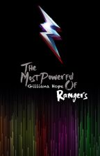 The Most Powerful of Rangers || EXCLUSIVE RP by gillig3503