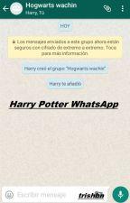 Harry Potter WhatsApp by trishbn