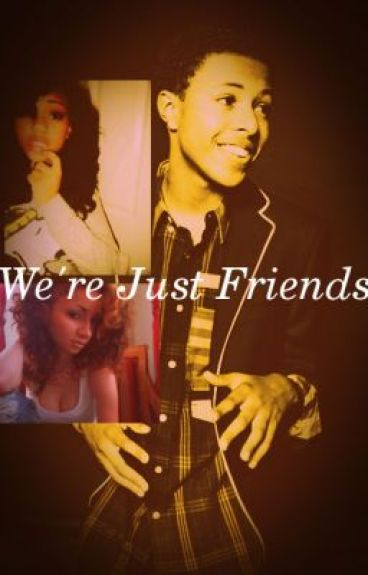We're Just Friends:A Diggy Love Story