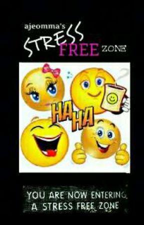 Stress Free Zone by ajeomma