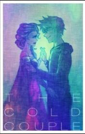 The Cold Couple (Elsa x Jack Frost) by AmethystGarnet