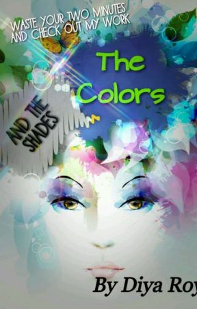The Colors and the shades: A cover and art book  by Perfectlover16