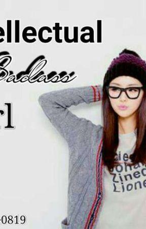 Intellectual Badass Girl by GeeBeeEee0819