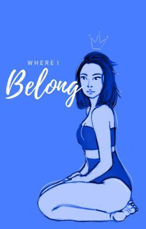Where I Belong | Todoroki x Reader x Bakugou | BNHA by Teffeneh
