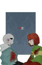 Undertale Чанс >:3 by Rozavinna