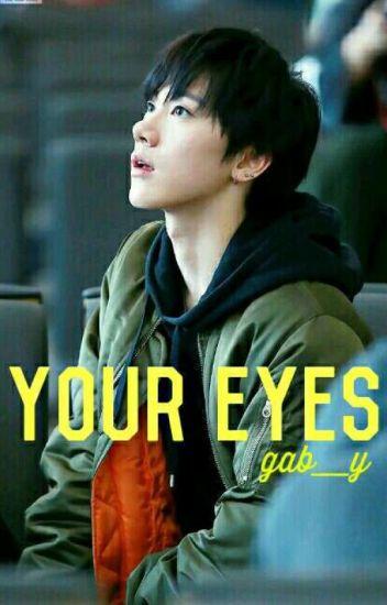 your eyes - ten(nct)✔ ①