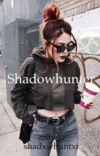 Shadowhunter  J.W  by shadxwhuntxr