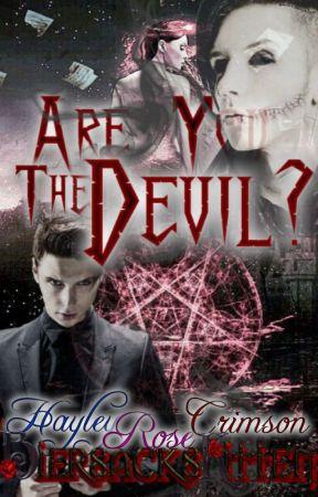 Are You The Devil || Andy Biersack by BiersacksKitten