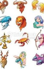zodiac signs by redngreen_shadow