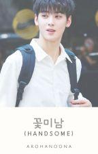 꽃미남 ^^ (handsome) //  Cha Eun Woo by ArohaNoona