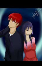 .Red & Raven. (KarmaxOkuda Fanfic) by Ange_TheOtaku
