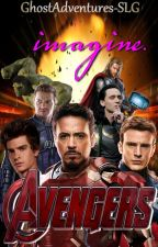 Imagine Avengers (French ~Commande en pause) by GhostAdventures-SLG