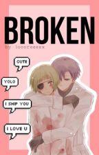 Broken [[mutsurie]] by loooreeexx