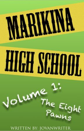 Marikina High School by jovanwriter