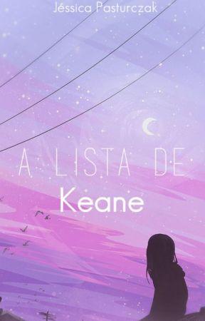 A Lista de Keane by Jessicapasturczak