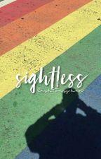 sightless // lashton by moonlightmalum