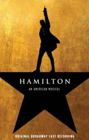 Hamilton Inspired Stories  by MixerFam