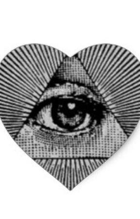 Illuminati Love by Llamas-wear-whiskers