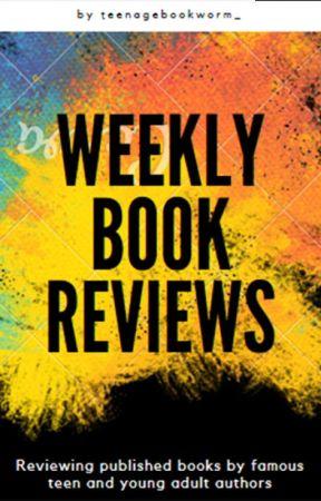 Book Reviews by teenagebookworm_