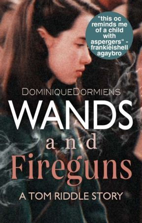 Wands and Fireguns by DominiqueDormiens
