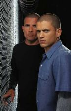 Wentworth Miller/Dominic Purcell Imagines by girlMichaelGC