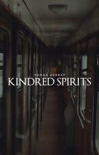KINDRED SPIRITS     oneshot by anpanwomen