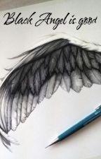 Black Angel by sissinchen