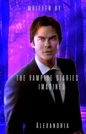 Vampire Diaries-Imagines by Crystalwolf1515
