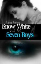 Snow White & The Seven Boys by Kitty1864