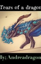 Tears of a dragon by andreadrag0n
