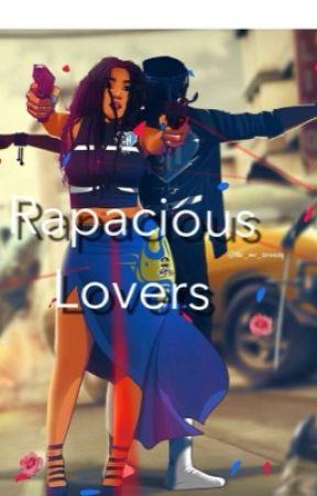 Rapacious Lover by Thailani_