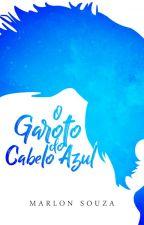O Garoto do Cabelo Azul by marlon8788