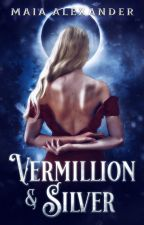 Vermillion & Silver by aneonsky