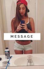 Message  - Justin Bieber  by justindastreta
