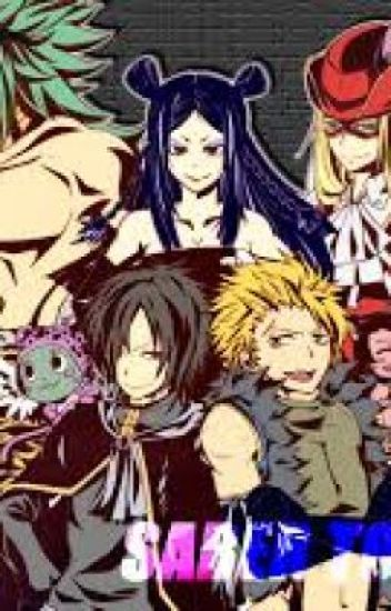The Sand Dragon Slayer of Sabertooth [A Fairy Tail oc fanfiction