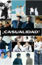 ¿Casualidad...?      Vkook Yoonmin  by Chxm-Chxm