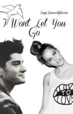 I Won't Let You Go by red_rxses