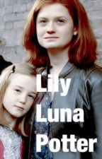 Lily Luna Potter by georgiaaa12