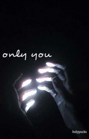 only you || auston matthews [2] by holypucks