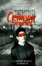 Behind Crimson Scarlet by TheGuysWhoWrite
