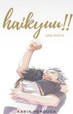 Haikyuu!! One Shots by KarinVerduga
