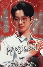 President | Lai Guanlin by Woojinjja