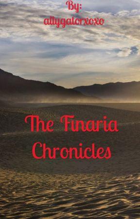 The Finaria Chronicles Book 1 by allygatorxoxo