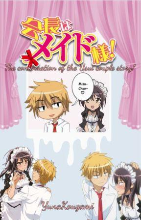 Kaichou Wa Maid-Sama! The continuation of the Usui Couple story! by YunaKougami
