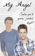 My Angel - Billy Unger y tú. by Dreamer_25_99